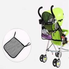 Baby Stroller Pram Pushchair Net Hanging Bag Diaper Nappy Storage Organizer LA