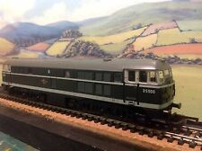 Lima class 30/31 B.R green. D5500. Boxed