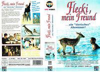 (VHS) Flecki, mein Freund - Familienfilm, Tierfilm (Japan 1991)