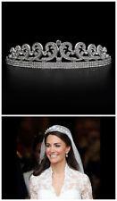 Kate Middleton Wedding Tiara Crown Replica Hair Costume Party Ladies Dress