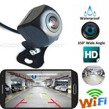 Car Vehicle Reverse WIFI Camera Backup 150° Night Vision For IPhone IOS Android