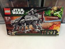 Rare First Edition LEGO STAR WARS 75019 AT-TE 5 Mini-Figures New Sealed