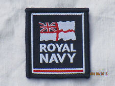Royal Navy, RN, Marine distintivi, TRF, patch, sostanza distintivi, 38x45mm