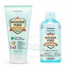 Etude House Wonder Pore Deep Foaming Cleanser Freshner Skin Pore Care Cosmetics