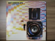 Hot Chocolate ‎– Love Shot   Vinyl LP Album UK 1983 Pop Disco RAK - SRAK 1653831