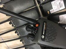 (6) Motorola XTS1500 VHF 136-174MHz P25 Digital Portable Radios H66KDC9PW5AN