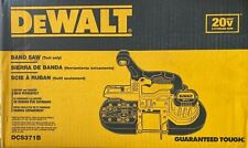 DeWalt DCS371B MAX 15 in. Cordless Lithium-Ion Band Saw  New (Tool Only)