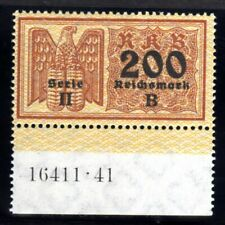 731-GERMAN EMPIRE-Third reich.WWII.NAZI Stamp FISCAL Revenue 200 RM.Unused MNH**