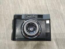 Smena-6 USSR scale-focus 35mm film camera LOMO lens T-43 4/40