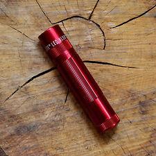 Maglite Led Xl 50 Rossa Torcia Lampada Xl50s3036
