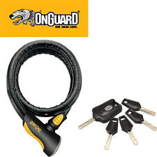Steel OnGuard Bicycle Locks and Security