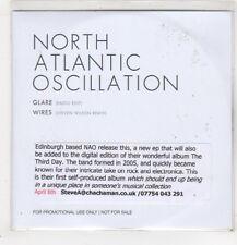 (GB988) North Atlantic Oscillation, Glare - 2015 DJ CD