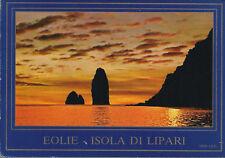 EOLIE - ISOLA DI LIPARI - I FARAGLIONI - V1994
