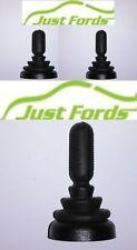 FORD FIESTA  MK6 2002 - 2008  2 X MANUAL WING MIRROR ADJUSTER KNOB SET