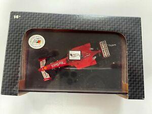 2000 Hot Wheels Ferrari Michael Schumacher 1:43 F1-2000 Die Cast Marlboro Livery