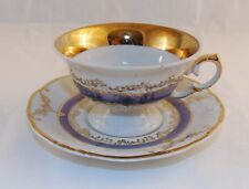 VTG Souvenier Coffee Tea Cup & Saucer Grossraming Kirche Made in Poland by Wawel