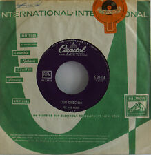 """Pee Wee Hunt - Illinois Loyalty - Our Director 7"""" Singles (h102)"""