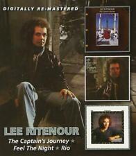 Lee Ritenour - Captain's Journey/Feel the Night/Rio (2015) 2CD