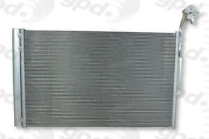 A/C Condenser Global 3992