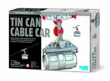 4M Tin Can Cable Car 1 Grey