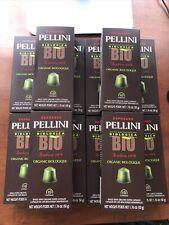 PELLIN Coffee Organic  1.76 oz 120 capsules total (Pack of 12) EXP 6/2020