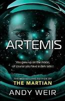 Artemis by Andy Weir (Paperback, 2017)