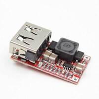 6-24V 12V to 5V 3A CAR USB Charger Module DC Buck Step Down Converter NEW