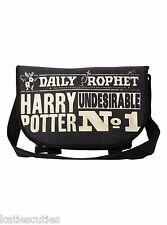 Harry Potter Daily Prophet Messenger Book Bag Purse