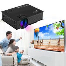 UNIC UC46 1200 Lumens Proyector 800*480 Película Juego PSP AV SD USB VGA HDMI