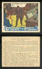 1936 R61 Govt. Agents vs Public Enemies #210 Two Hour Capture G/VG **AA-8687**