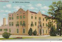 Postcard YMCA Selma Alabama AL