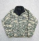 Patagonia 2008 Reversible Snap-T SPECIAL Digital Camouflage Men's Fleece Rare