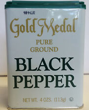 Gold Medal Pure Ground Pepper 4 oz