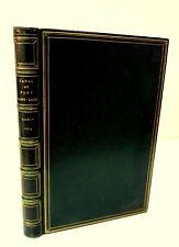 CANAL et PORT SAINT-LOUIS AVANTAGES RESULTANT DE CETTE CREATION   Ed DENTU 1864