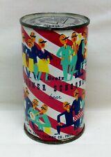 """Original """"Gretz"""" Tooner Schooner Beer Can """"Kentucky Babe"""" 12oz Flat Top Phila PA"""