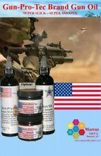 Oil Lubricant lubricating oil synthetic 2oz Gun-Pro-Tek Gun Oil, 2oz bolt grease