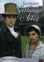 Northanger Abbey DVD NEW