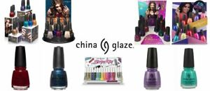 China Glaze - Multiple Collections Polish 15ml Yellow Purple Blue