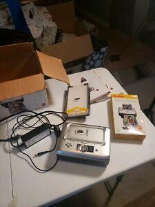 Kodak EasyShare Series 3 Digital Photo Thermal Printer Dock PD3 Used