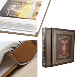 """Home Collection 6"""" x 4"""" 200 Photos Designer Photo Albums For Gift Random Design"""