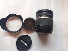 Tamron objectif standard 17-50 mm F/2,8 xr II vc monture Canon avec pare soleil