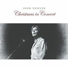 Christmas in Concert by John Denver (CD, Nov-2001, RCA)