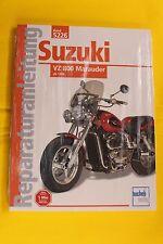 Suzuki VZ 800 Marauder ab 1996  Reparaturanleitung Handbuch
