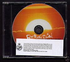 "FATBOY SLIM ""Sunset (Bird of Prey)"" UK promo CD single"