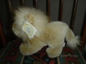Ganz Larry Lion Heritage Collection 1985 H253AA 11 Inch Stuffed Animal Plush