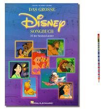 Das große Disney Songbuch mit Bleistift - HLD00310593 - 9780711988972
