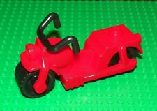 LEGO 9181 - Duplo Motorcycle - Red