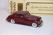 BROOKLIN BRK 18 1941 PACKARD CLIPPER 1/43