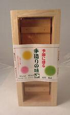 Wood Rice Press Wooden Oshi Gata BOX mold K5036 sushi restaurant how to lg 5027