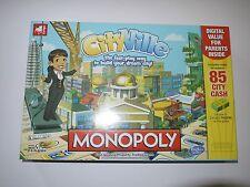 *New* Hasbro Monopoly CityVille Family Board Game
